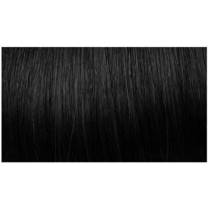 Ebenovo čierna / 40cm / 90g / Clip in vlasy