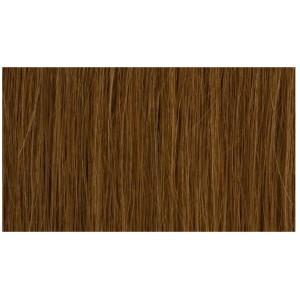 Čokoládovo hnedá / 40cm / 88g / Clip in vlasy