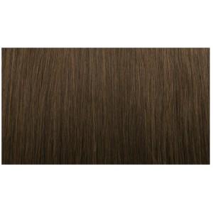 Gaštanovo hnedá / 40cm / 176g / Clip in vlasy